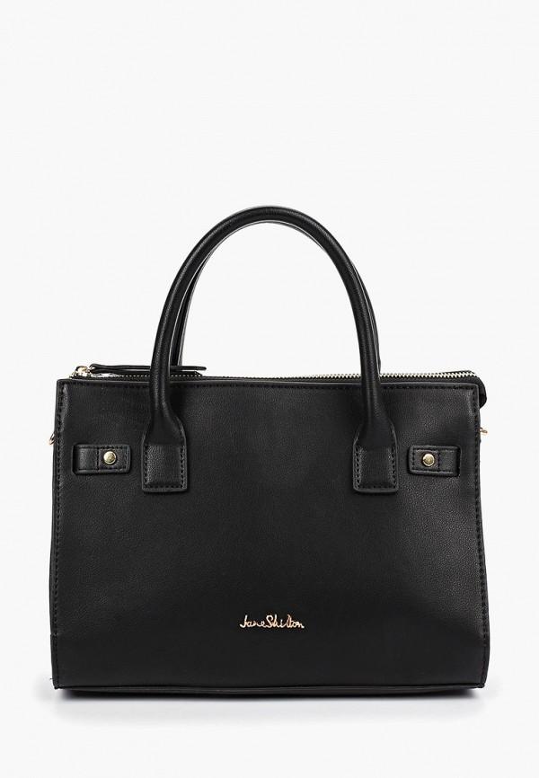 женская сумка jane shilton, черная