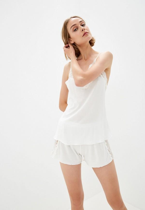 Фото - Пижама Natural Life белого цвета