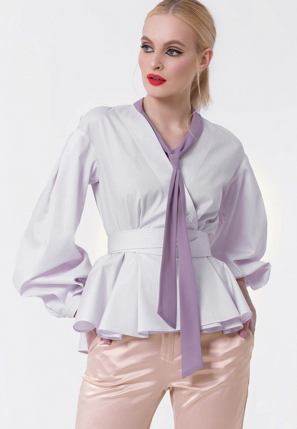 Блуза JN JN MP002XW0R2UC jn эксклюзивная юбка jn