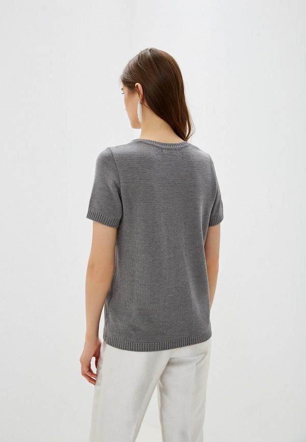Джемпер Сиринга цвет серый  Фото 3