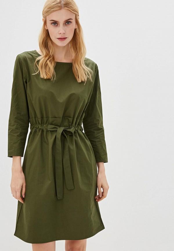 Фото - Женское платье Incity зеленого цвета