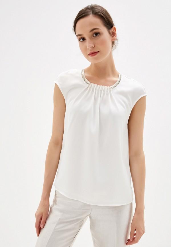 Фото - Женскую блузку Madeleine белого цвета