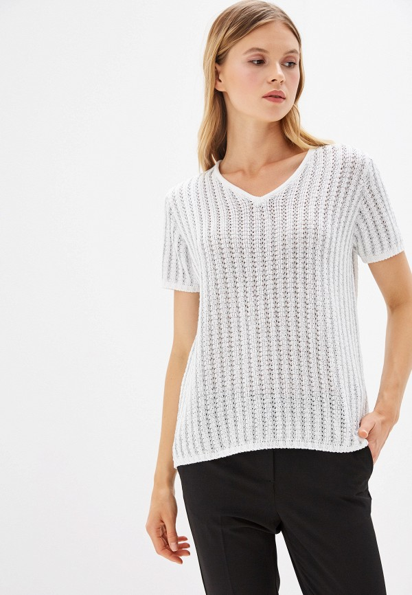 Пуловер  - белый цвет