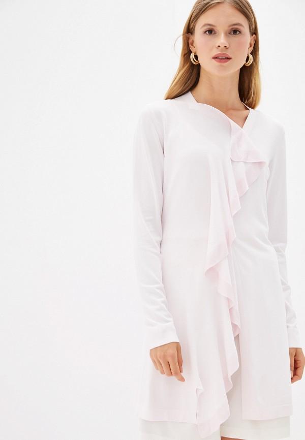 Кардиган  - розовый цвет