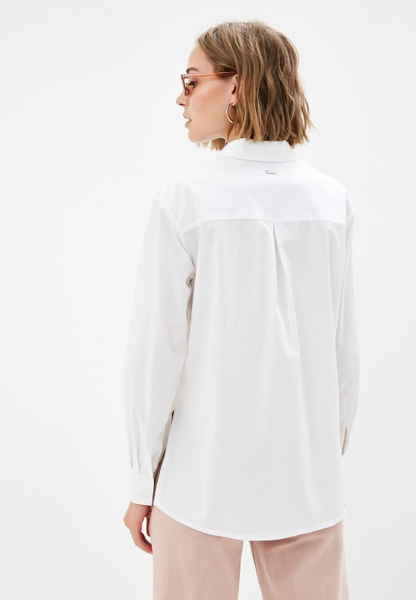 Фото 3 - Женскую блузку EMI белого цвета