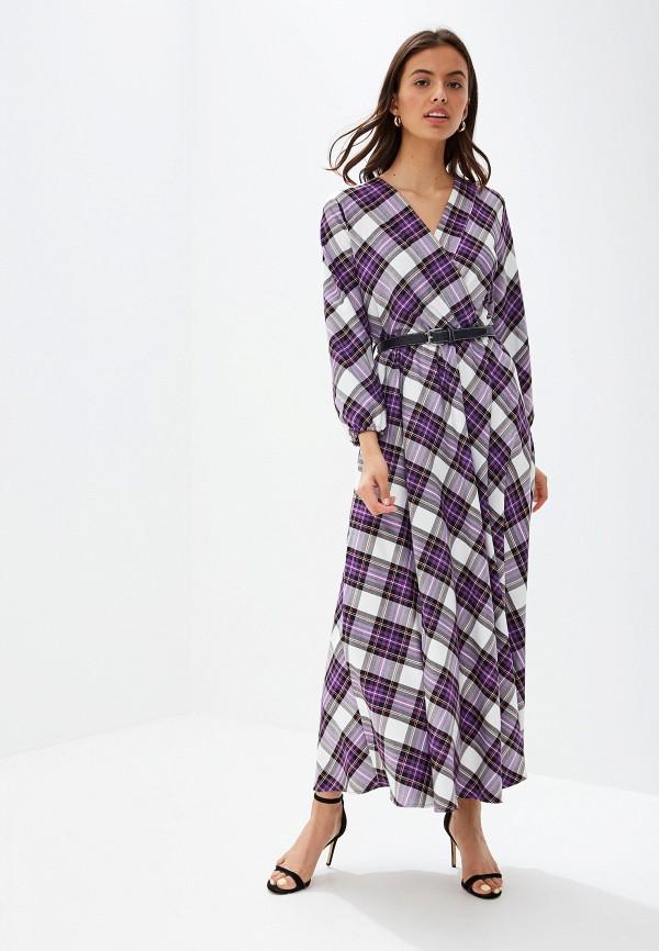 женское платье bezko, фиолетовое