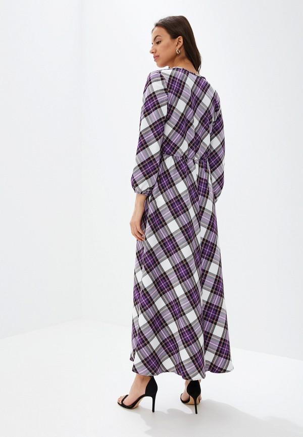 Платье Bezko цвет фиолетовый  Фото 3