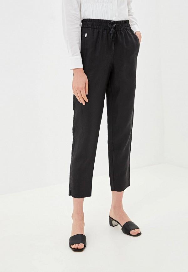 Фото - Женские брюки EMI черного цвета