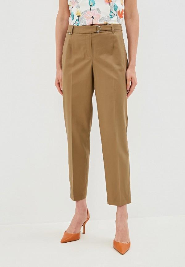Фото - Женские брюки EMI цвета хаки
