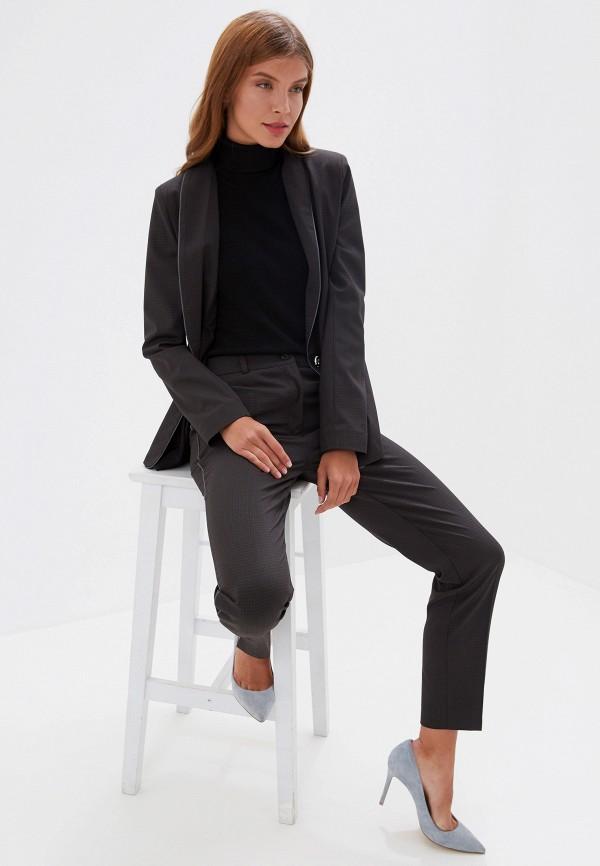 женский костюм yansstudio, коричневый