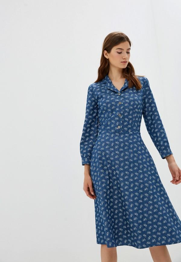 Платье po Pogode цвет синий