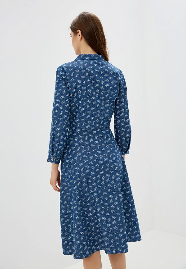 Платье po Pogode цвет синий  Фото 3