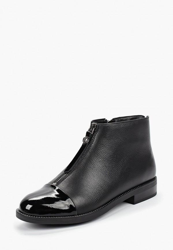Ботинки Alessio Nesca цвет черный  Фото 2