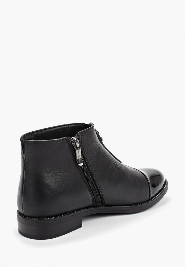 Ботинки Alessio Nesca цвет черный  Фото 3