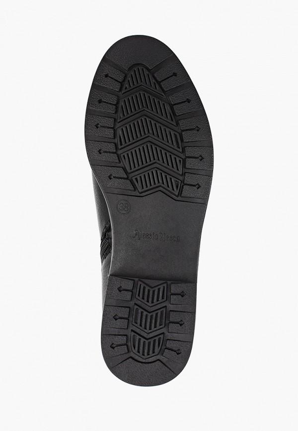 Ботинки Alessio Nesca цвет черный  Фото 5