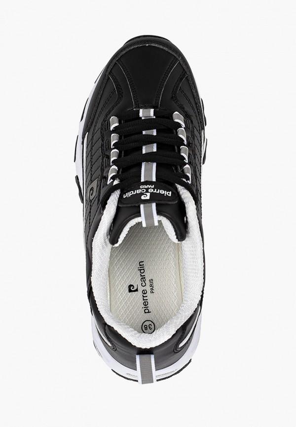 Кроссовки Pierre Cardin цвет черный  Фото 4