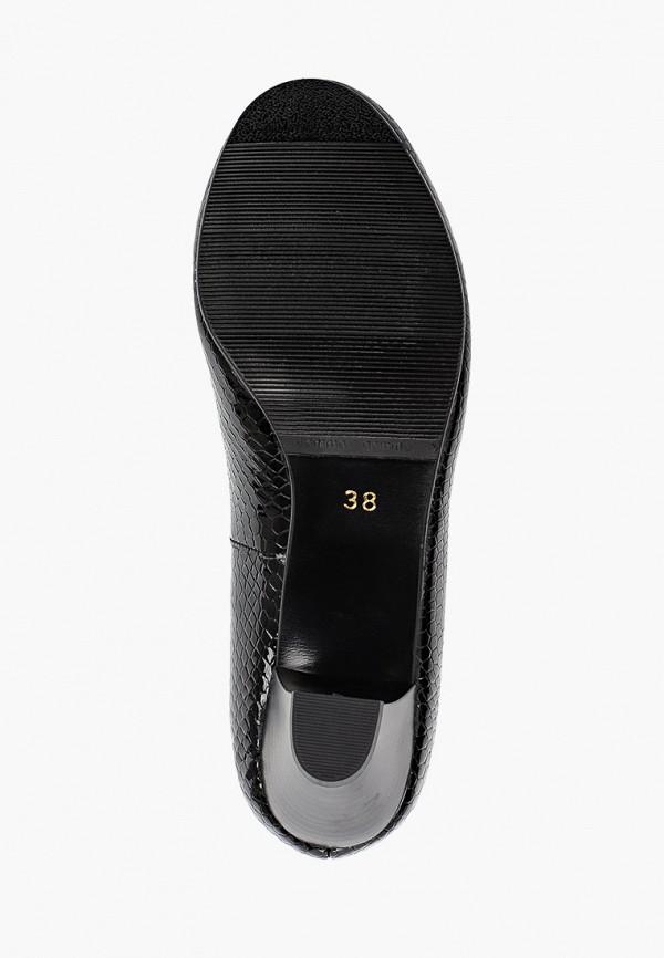 Туфли Alessio Nesca цвет черный  Фото 5