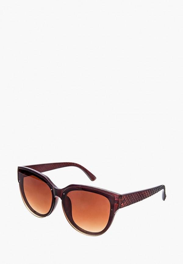 Фото - Очки солнцезащитные Aiyony Macie коричневого цвета