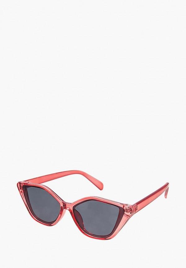 Фото - Очки солнцезащитные Aiyony Macie красного цвета