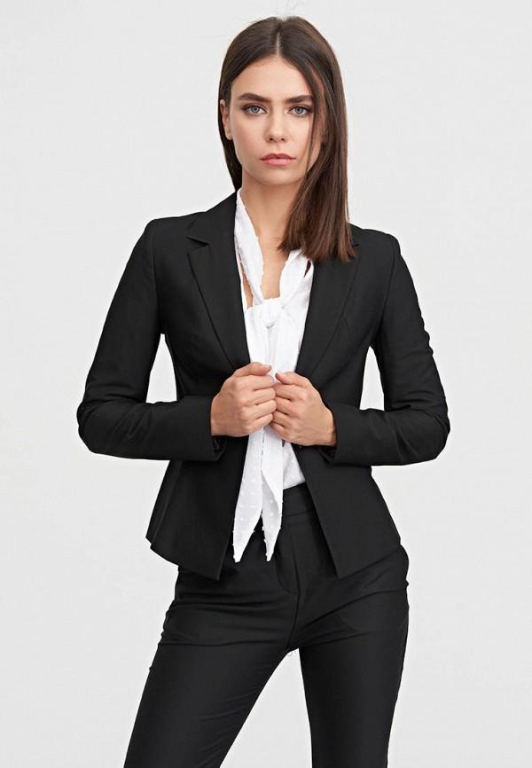 женский пиджак natali bolgar, черный