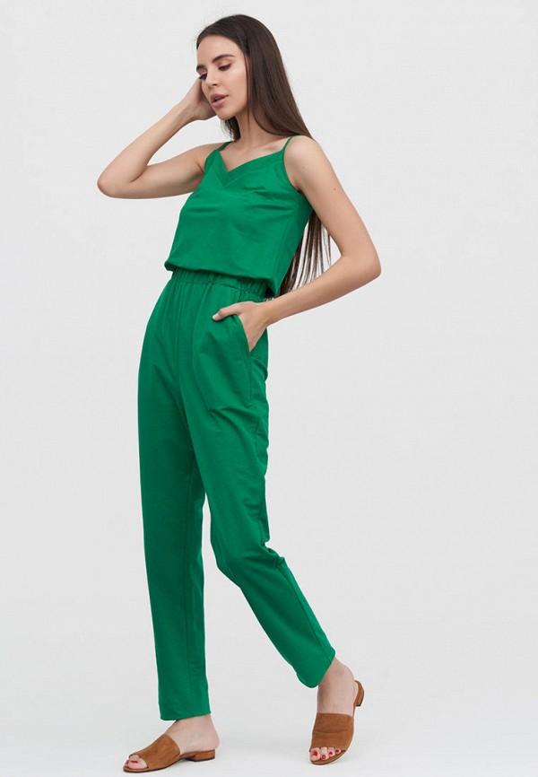 женский комбинезон natali bolgar, зеленый