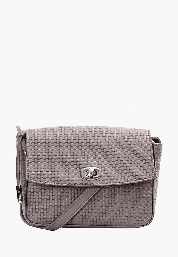 женская сумка eleganzza, серая
