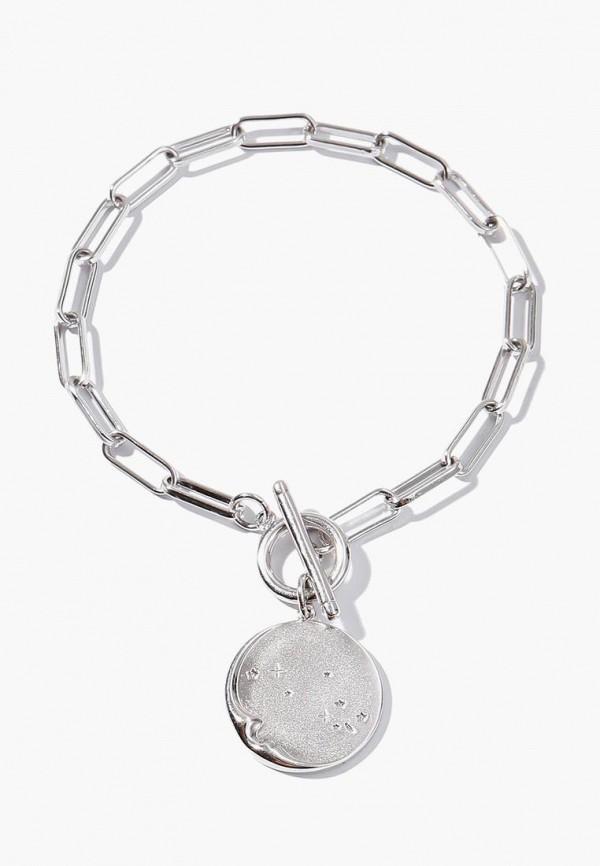 Браслет Exclaim Exclaim MP002XW0R4JE браслеты exclaim браслет на тонкой серебряной цепочке с золотым напылением