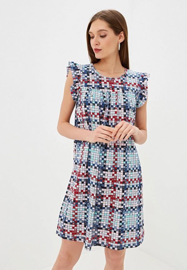 Платье домашнее Tenerezza Tenerezza MP002XW0R4ZA леггинсы tenerezza