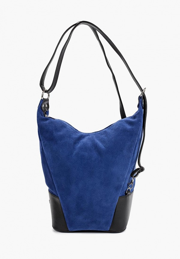 женская сумка valley, синяя