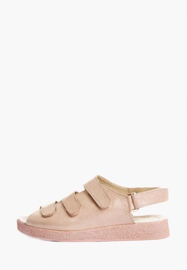 женские сандалии vm-villomi, розовые