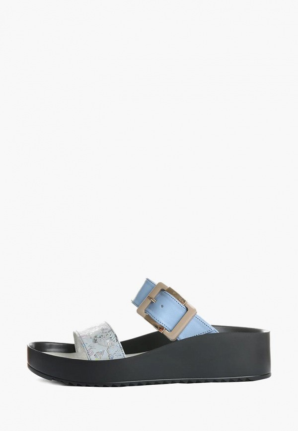 женские сандалии vm-villomi, голубые