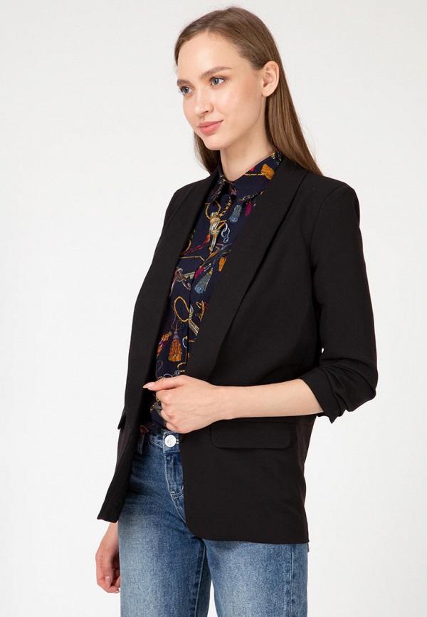 женский жакет lilove, черный