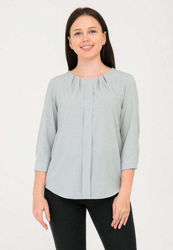 Фото - Женскую блузку Mankato зеленого цвета