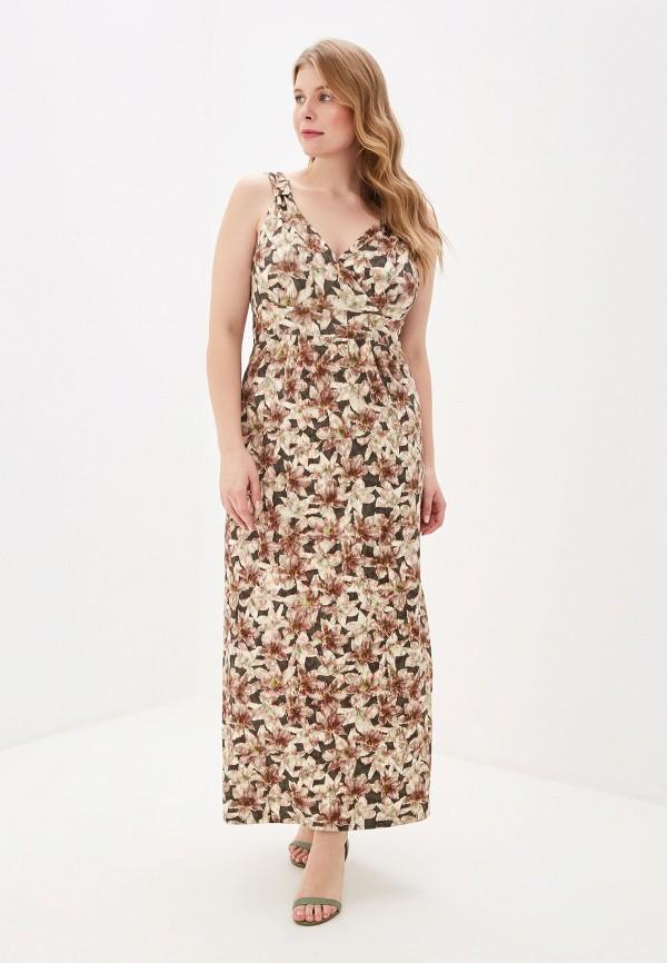женское платье lika dress, разноцветное