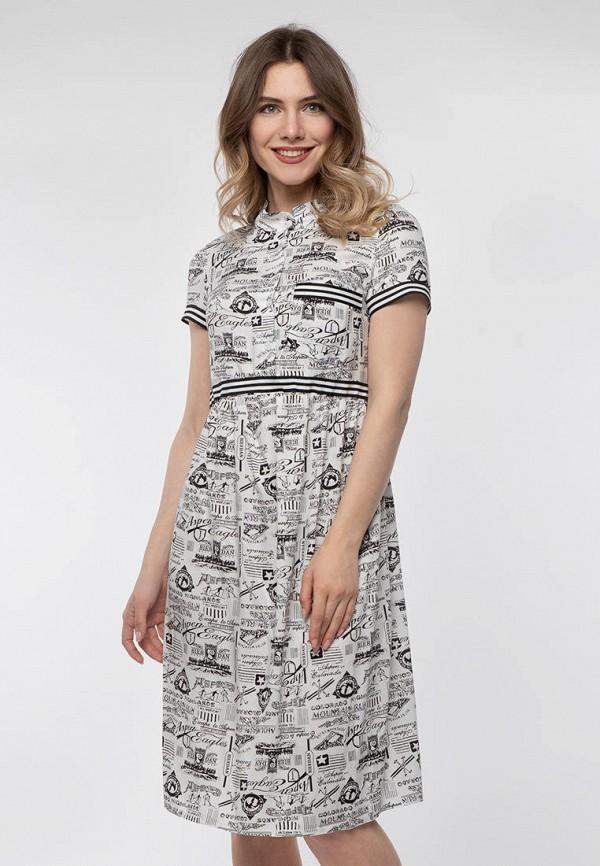 женское платье modniy oazis, белое