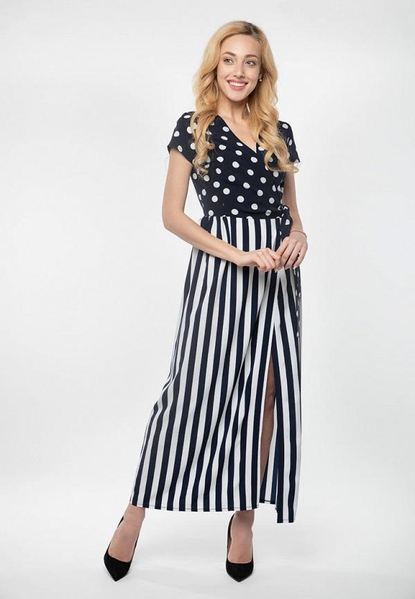 женское платье modniy oazis, разноцветное