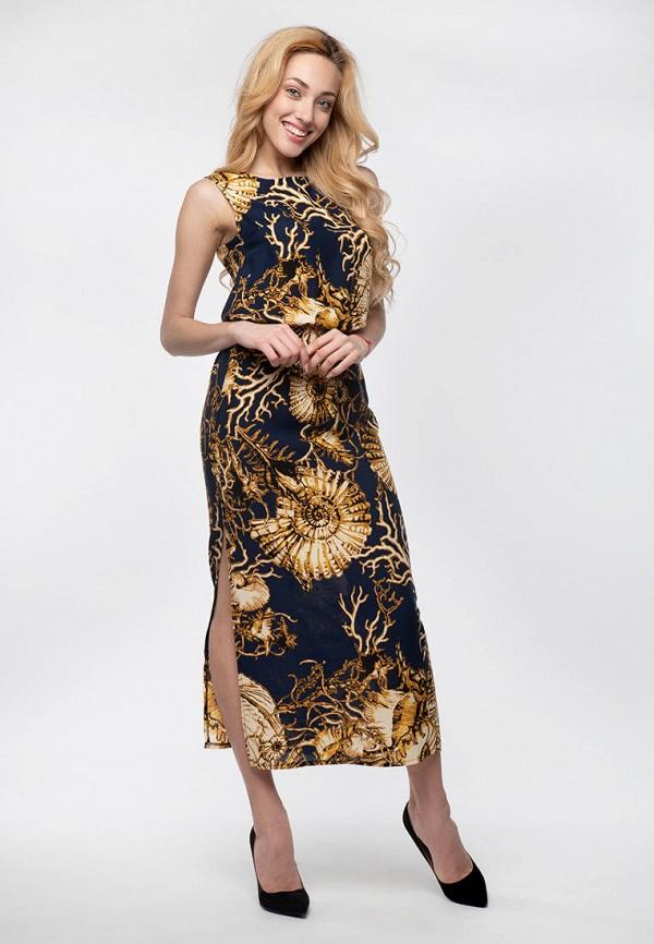 женское повседневные платье modniy oazis, разноцветное