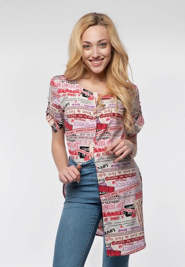 женская блузка modniy oazis, разноцветная