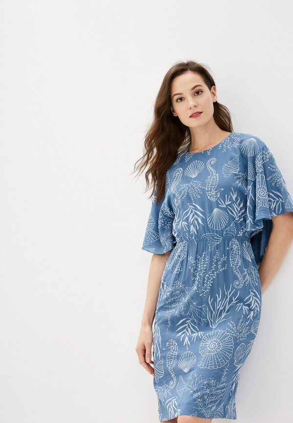 Платье Ksenia Knyazeva Ksenia Knyazeva MP002XW0R6BC цена 2017