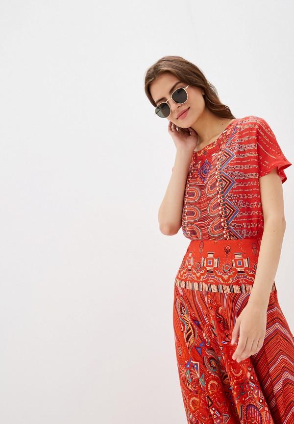 цена Блуза IVKO Woman IVKO Woman MP002XW0R6CO онлайн в 2017 году