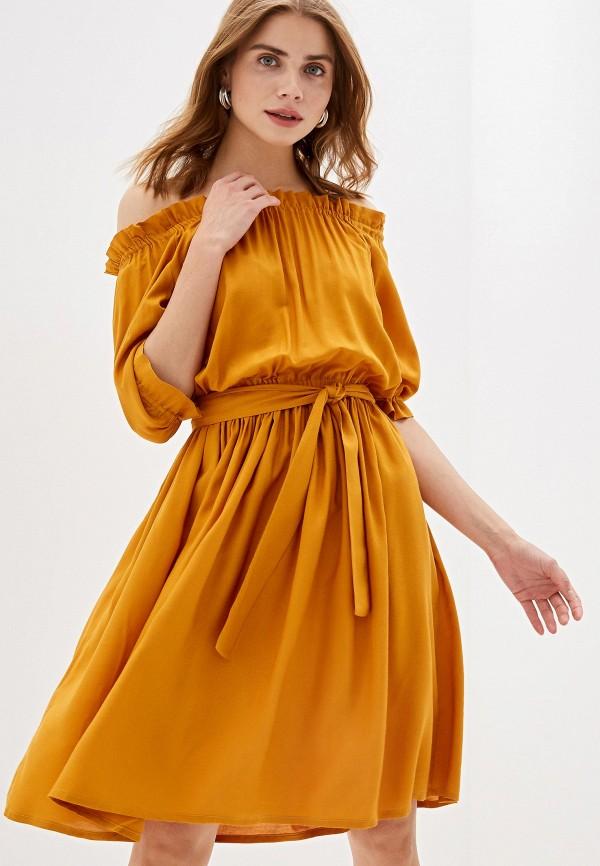 Фото - Женское платье Alina Assi желтого цвета