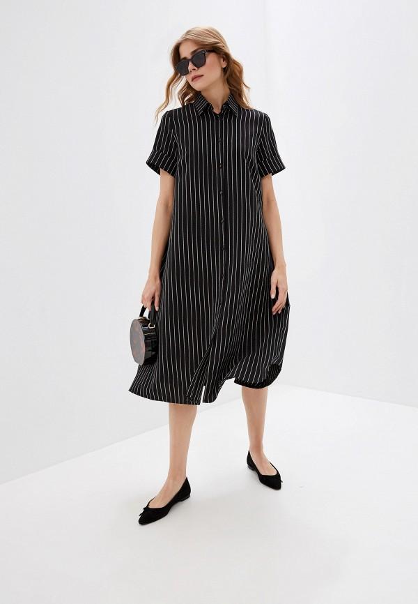 женское платье alina assi, черное
