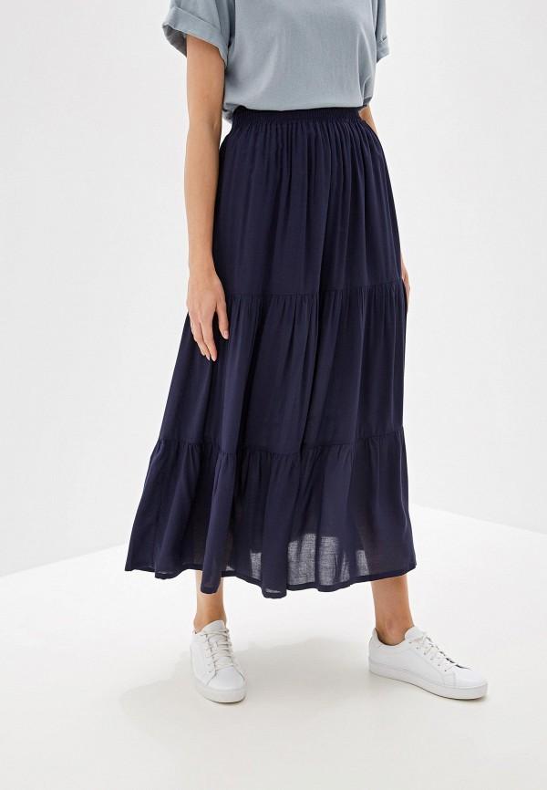 женская юбка alina assi, синяя