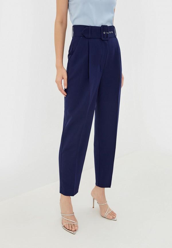 женские брюки incity, синие