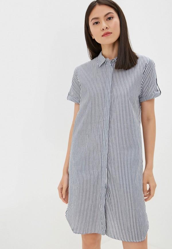 женское платье incity, синее