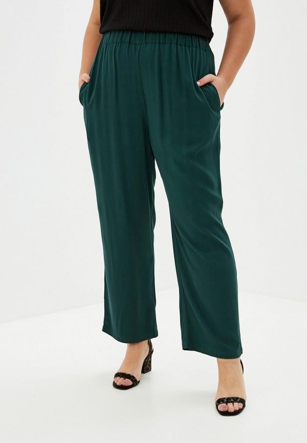 женские брюки incity, зеленые