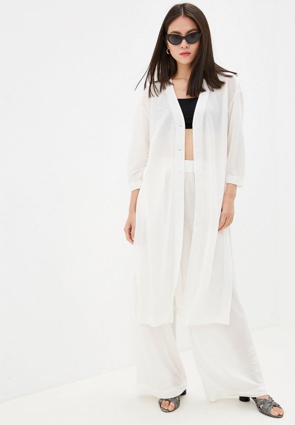 Фото - Женский костюм Ummami белого цвета