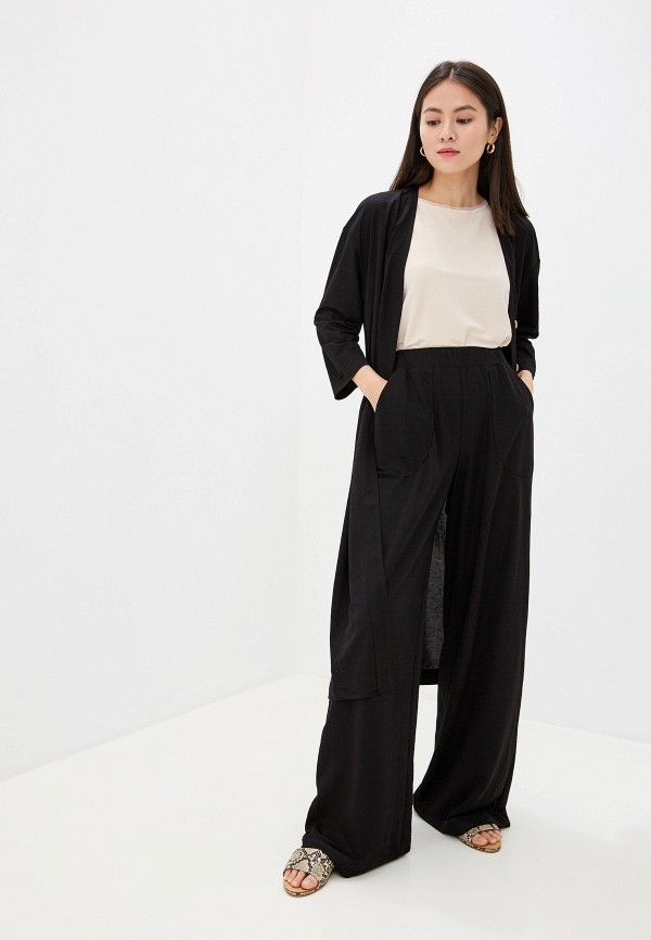 женский костюм ummami, черный