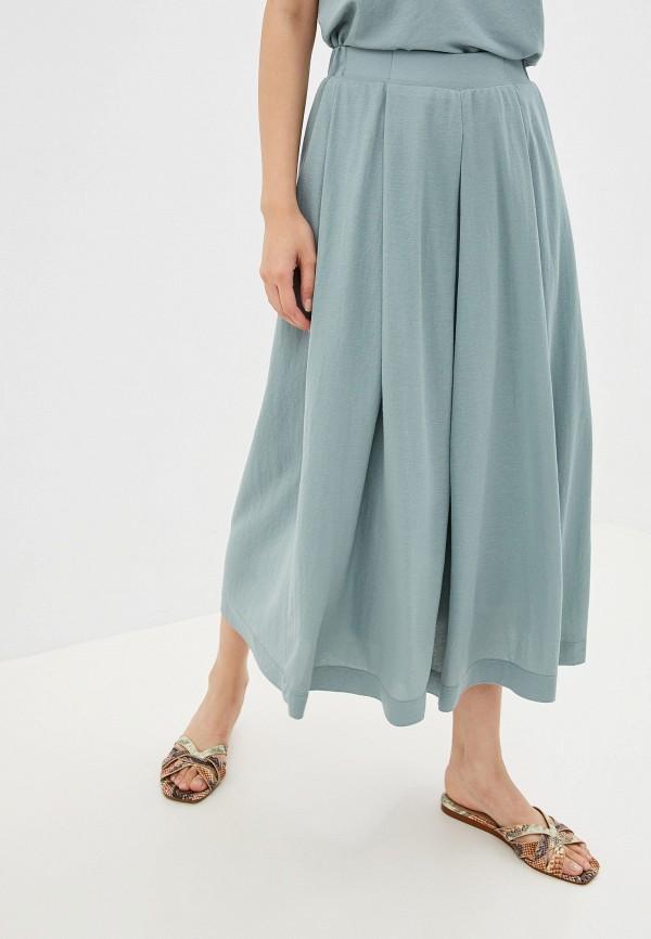 женские брюки ummami, бирюзовые