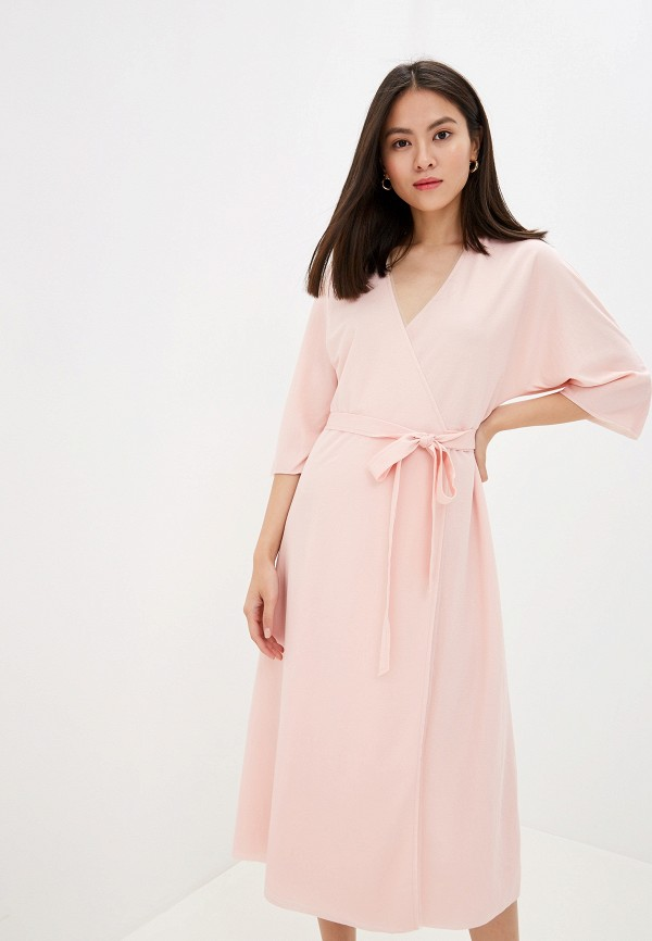 Фото - Женское платье Ummami розового цвета
